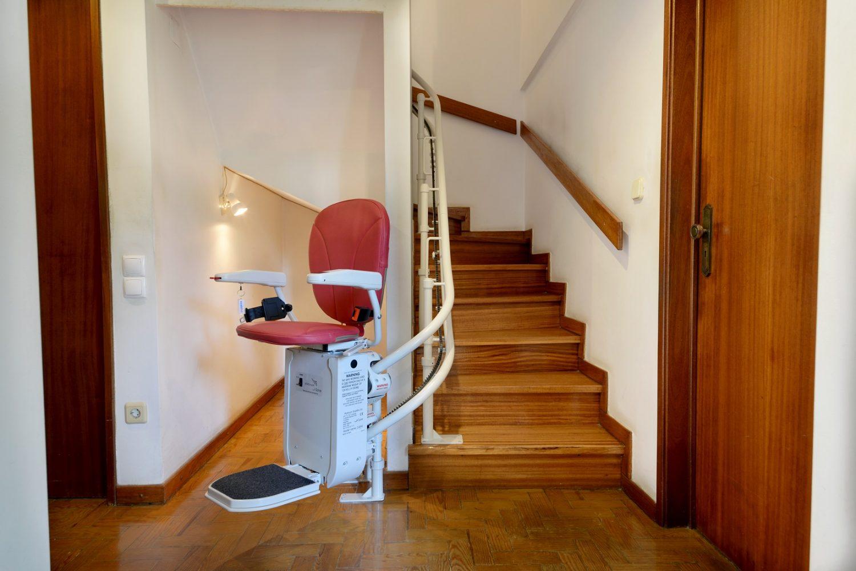 Cadeira-Elevador de Escada
